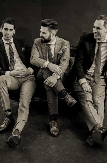 Smooth Gentlemen