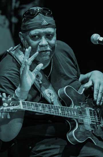 Carlos Johnson and Hoo Doo Band